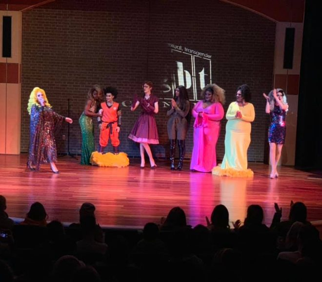 Don't be a Drag, Check out the Gender Bender Student Drag Show