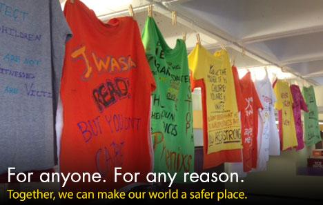 VARP Provides Options, Advice for Violence Survivors