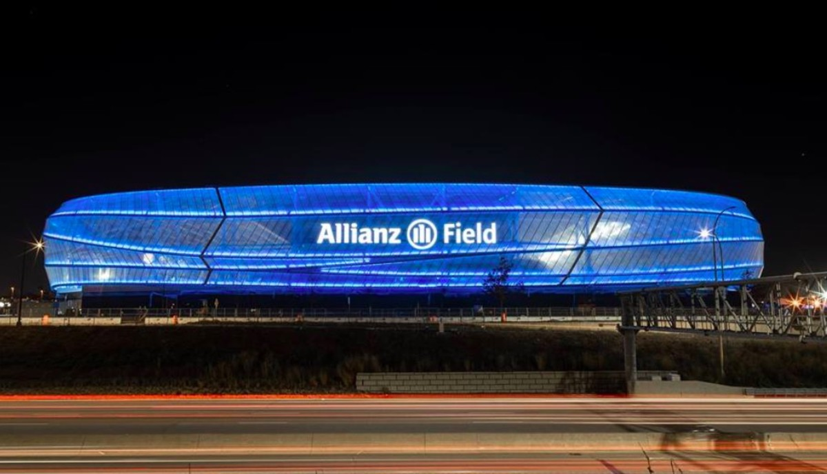 MN United Kicks Open Allianz Field
