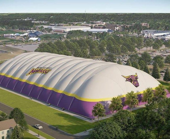 SCHEELS Field Named At Groundbreaking For New Maverick All-Sports Dome