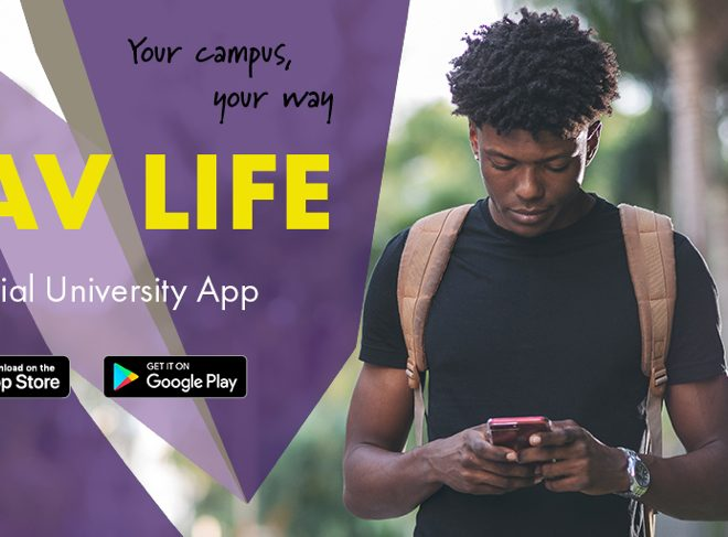 Mav Life Mobile App Offers Students Fingertip Toolbox