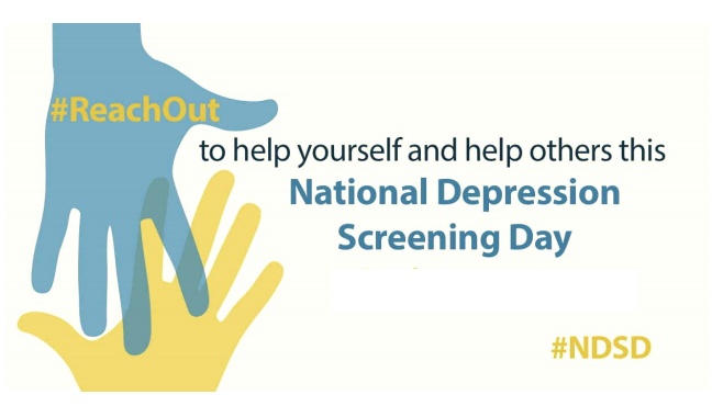Counseling Center Offers Depression Screening As Part of Nat'l Campaign
