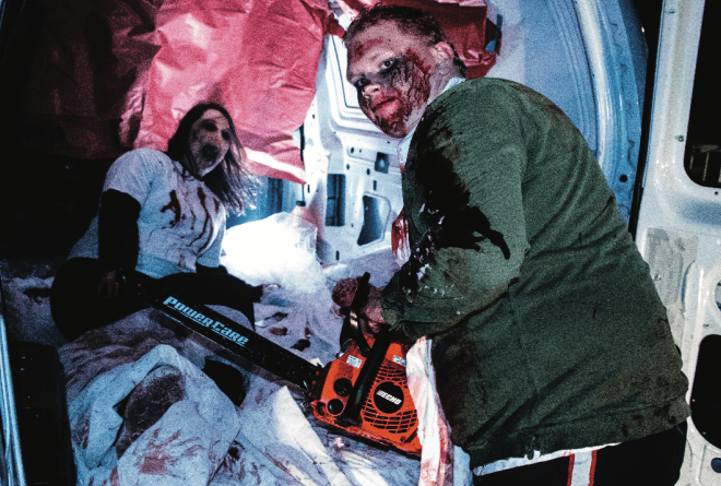 CSU Haunted Takeover Observes Haunted Holidays