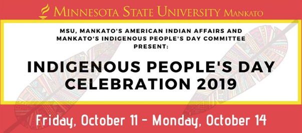 Indigenous People's Day Celebration
