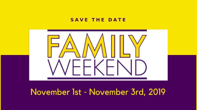 Family Weekend 2019 Offers Maverick Magic and More