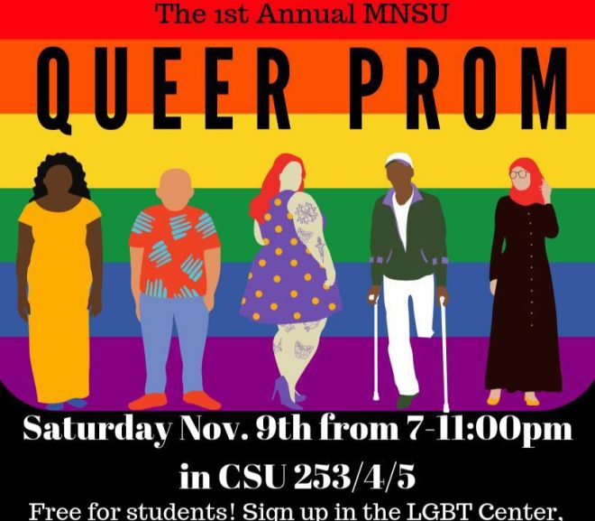 Queer Prom Offers Second Chance For Cherished Memories
