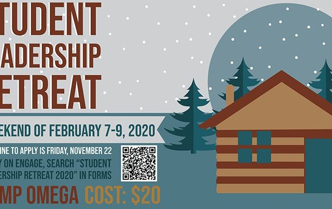 Leadership Retreat Helps Selected Students Take Skills To The Next Level