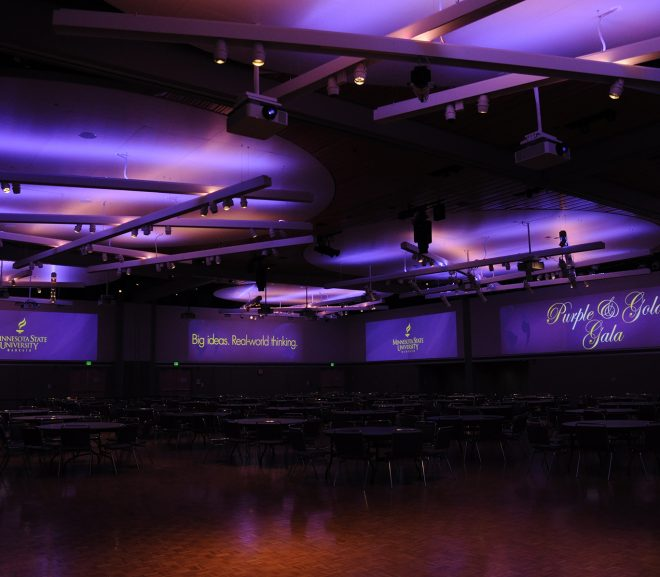 New Laser Projectors Make CSU Ballroom a Nat'l First