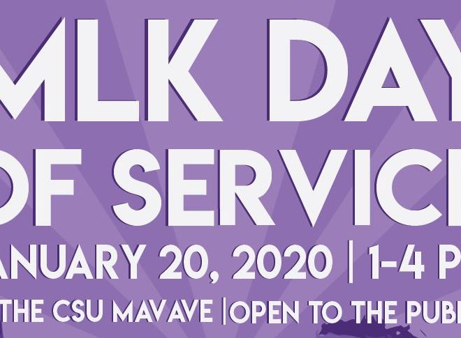 Community Engagement Hosts MLK Day of Service