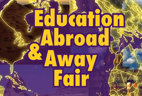 Feb. 4 Fair Helps Navigate Path to International Study