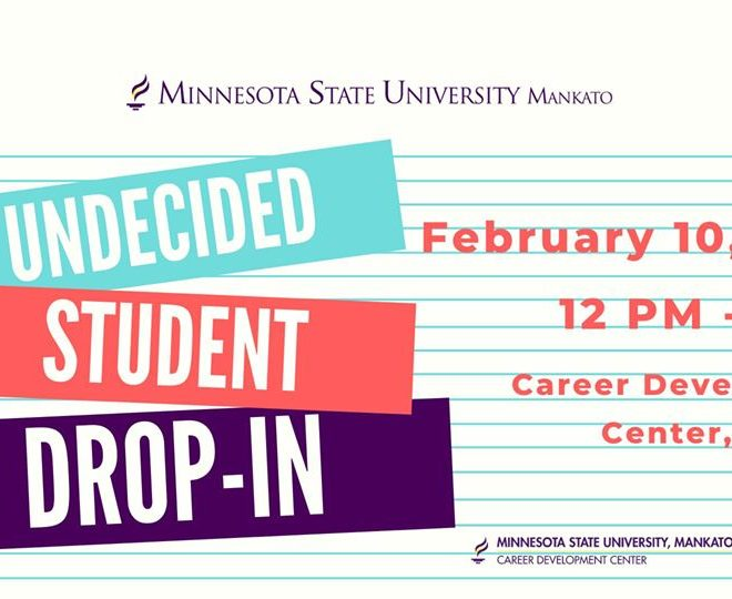 Undecided Student Drop-In