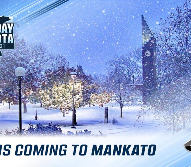 Mankato Selected for Minnesota Hockey Day 2021