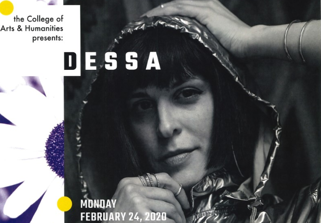 Musician, Artist and Author Dessa Comes to Campus for Minnesota Storytellers Series