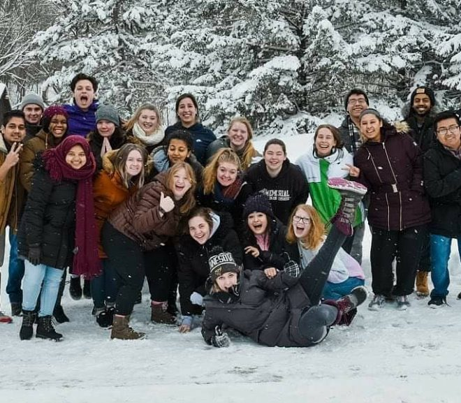 Leadership Retreat Creates Life-Long Friendships