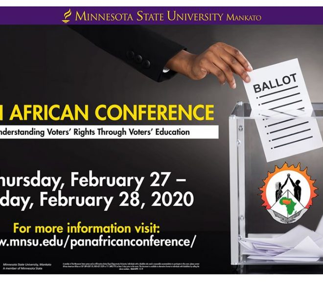 Pan African Conference: Understanding Voters Rights
