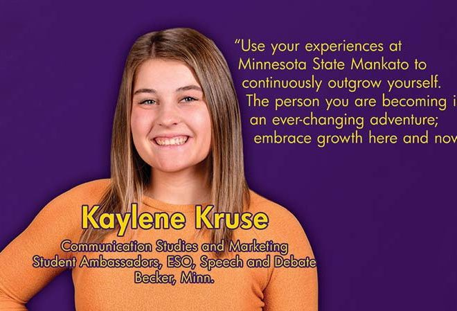 KAYLENE KRUSE: 'You Can Say Goodbye to a Previous Version of Yourself'