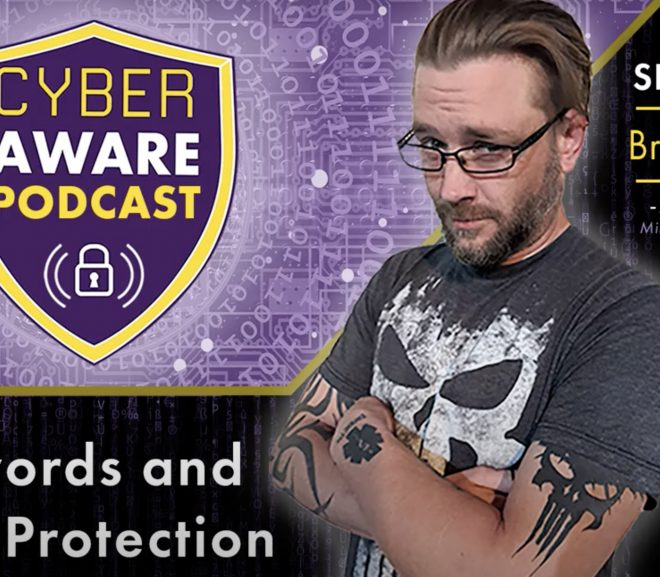 Students Offer New CyberAware Podcast