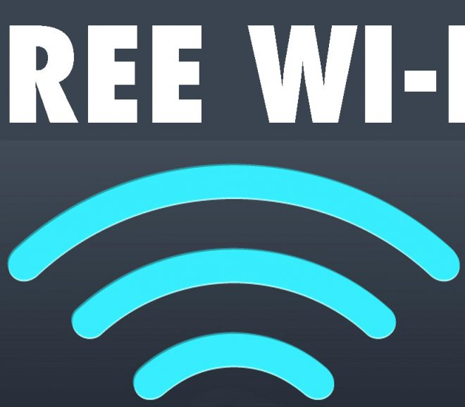 Free Wi-Fi in Campus Parking Lot 11-A