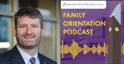 Students, Families Invited to New University Podcast