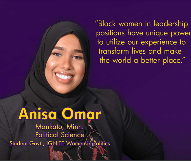 ANISA OMAR: Creating an Impact by Accomplishing Firsts
