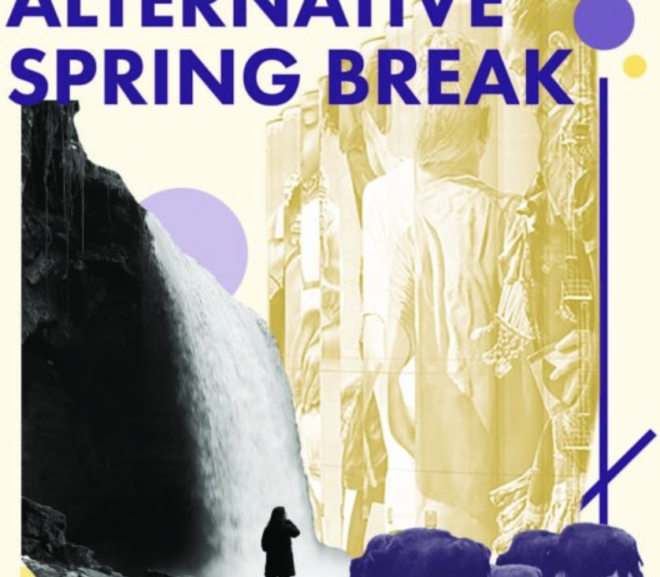 Service & Social Events Planned for with Alternative Spring Break