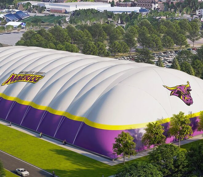 Maverick All-Sports Dome Reopens to External Users