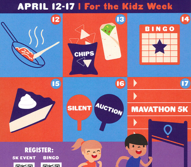 It's All 'For the Kidz Week,' April 12-17 As Mavathon Raises Funds to Support Gillette Children's Specialty Healthcare