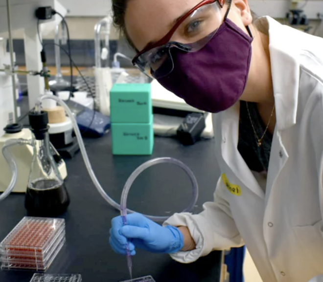 University's First-Ever Research Month Scheduled Throughout April
